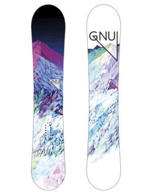 сноуборд gnu chromatic